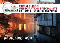 Fire and Flood Restoration Kent